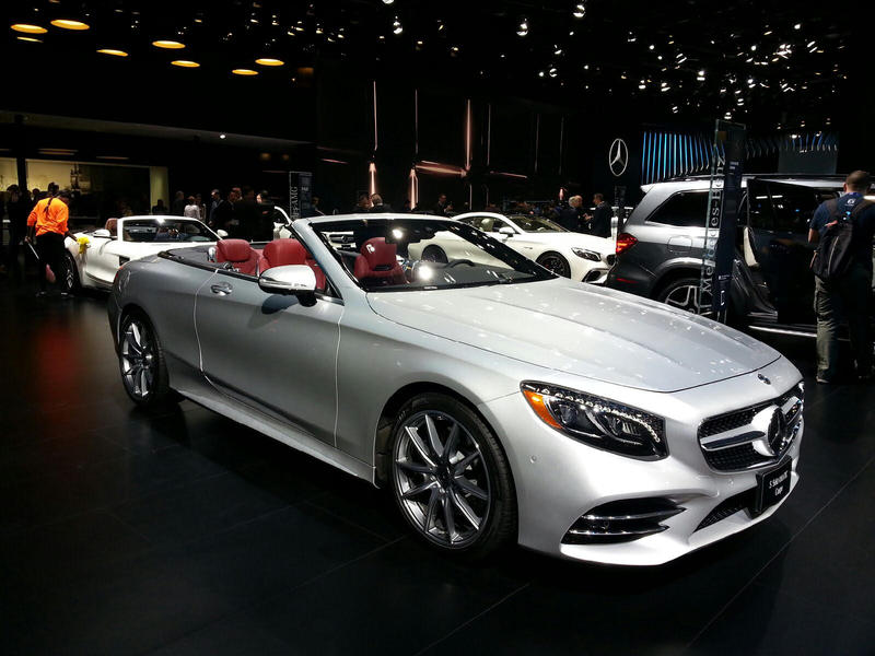 Mercedes-Benz s 560 4matic coupe.