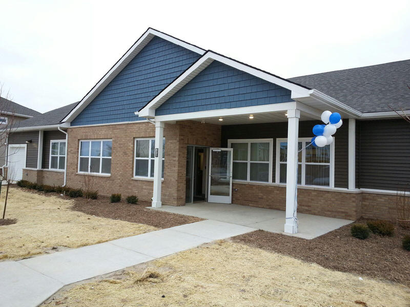 Community Building.