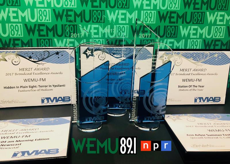 WEMU Awards