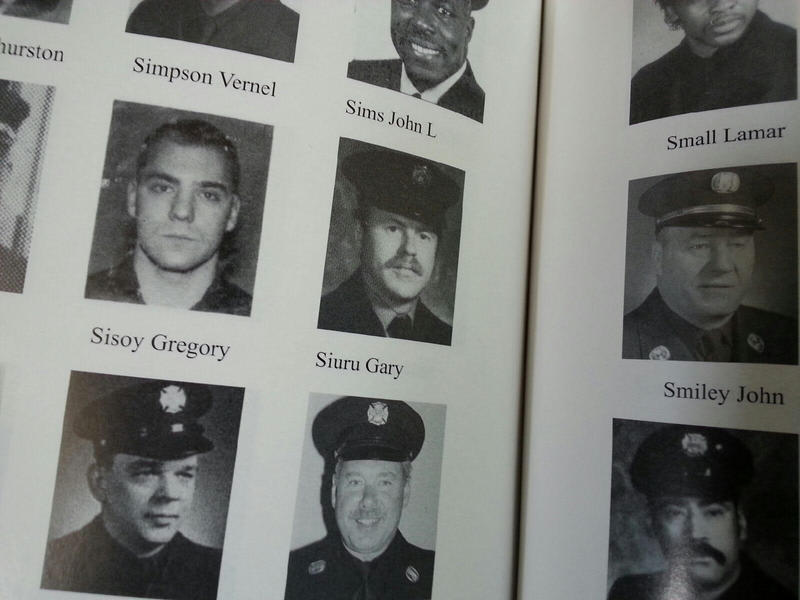 Detroit firefighter Gary Siuru.