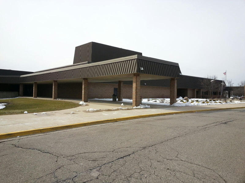 Students were transported to Ypsilanti Community High School.