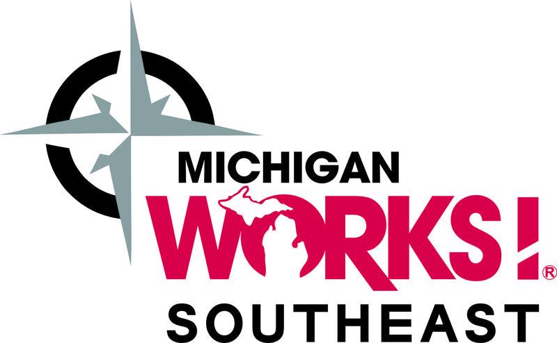Michigan Works Southeast logo.