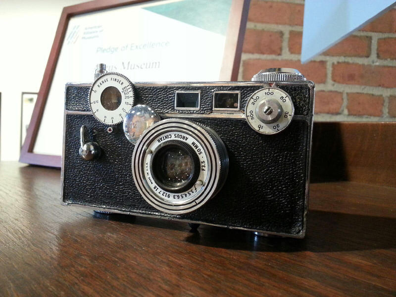 Argus revolutionized the market by making cameras affordable.