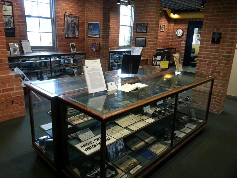 Argus Museum in Ann Arbor.