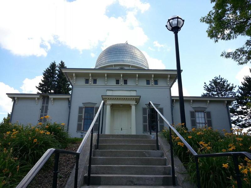 Detroit Observatory in 2018.