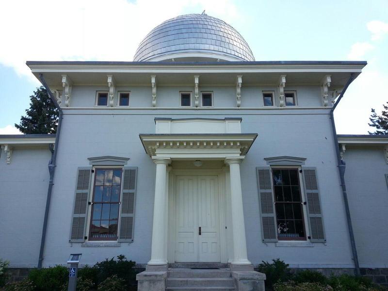 Detroit Observatory.
