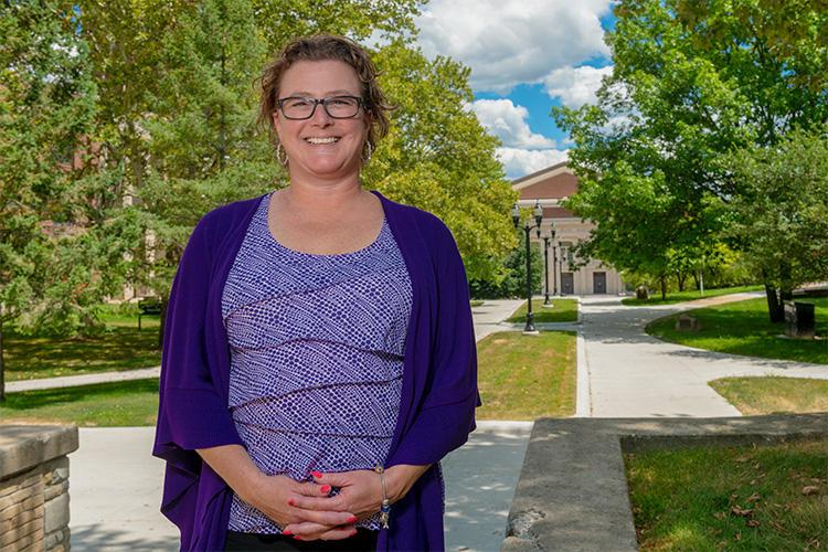 Estabrook Learning Community sixth-grade teacher Jennifer Gray