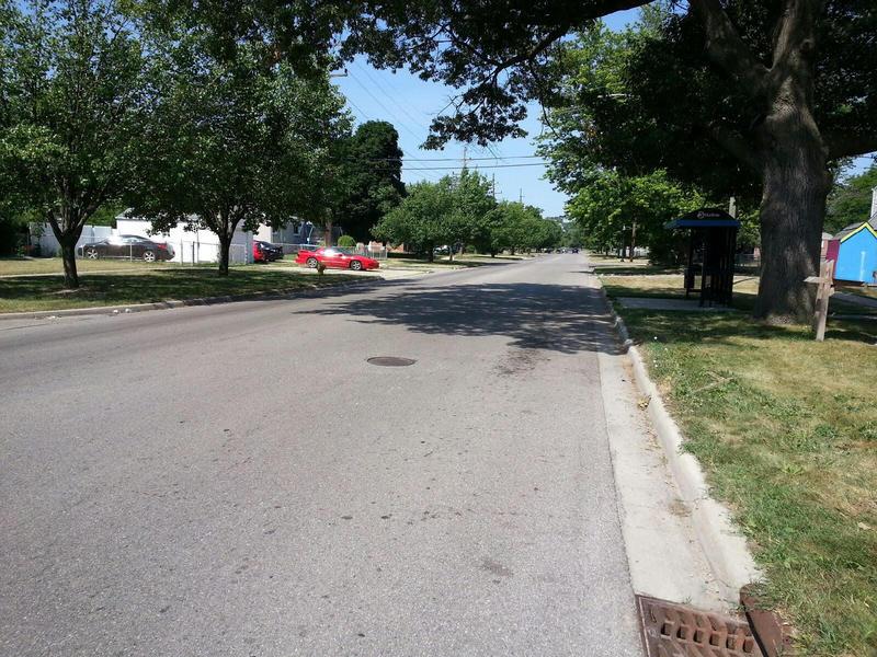 Tyler Road.