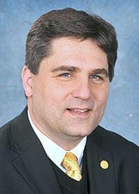 Michigan Senator Patrick Colbeck
