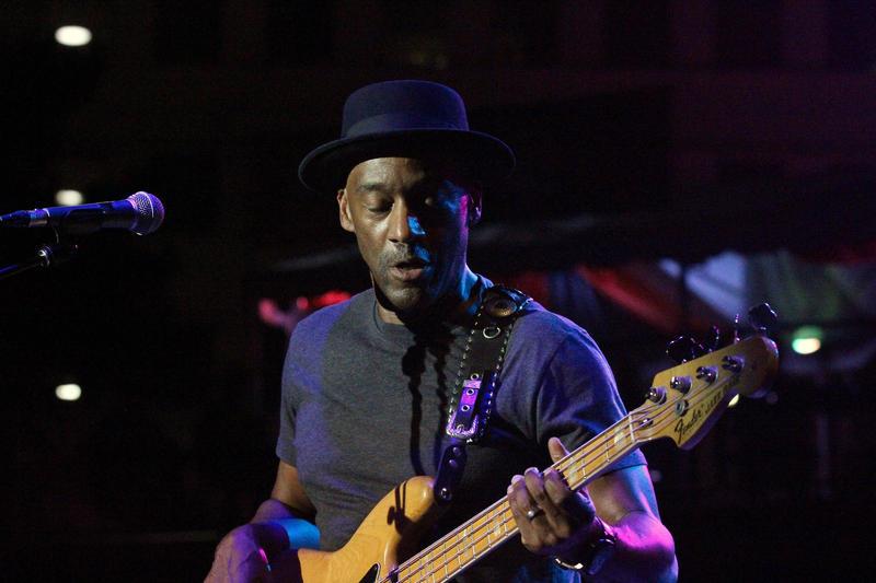 Bassist Marcus Miller