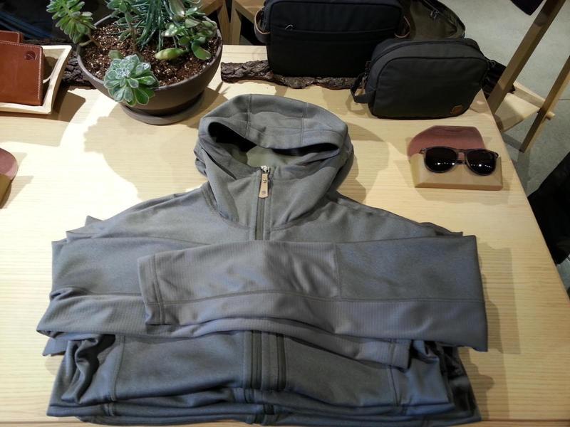 Jacket sold at Fjallraven