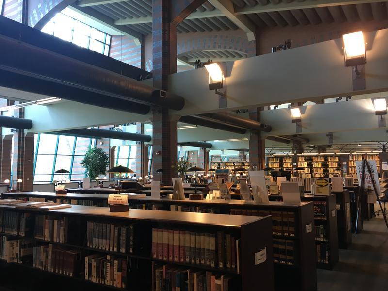 Ypsilanti District Library