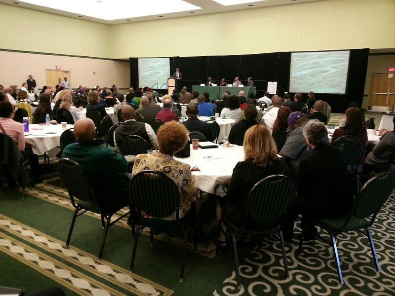 My Brother's Keeper summit at EMU in 2015.