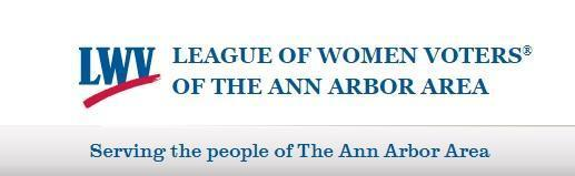 League of Women Voters in the Ann Arbor Area