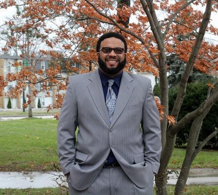 Roderick Wallace, program director of EMU TRIO Upward Bound