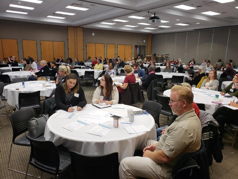 The summit was hosted by the Washtenaw Health Initiative Opioid Project.