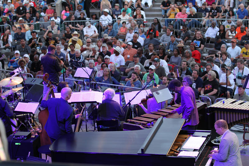 Chris Potter Underground Orchestra with Detroit Craig Tayborn on the piano