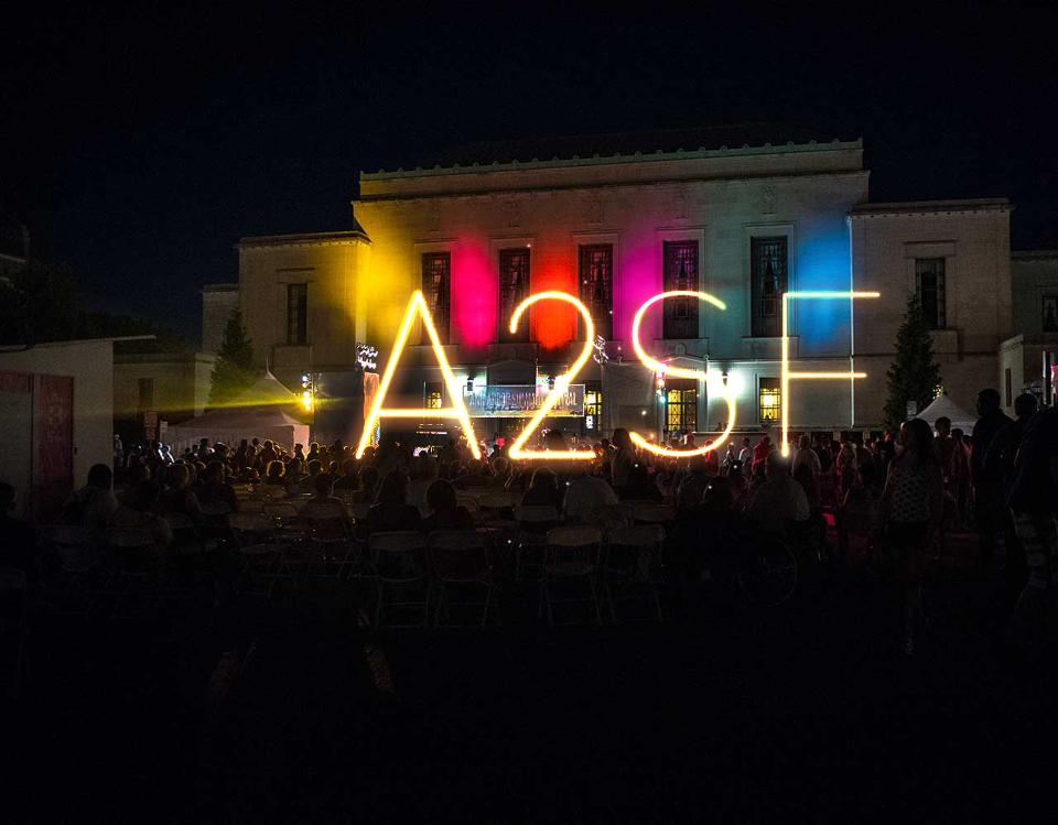 Ann Arbor Summer Festival Logo