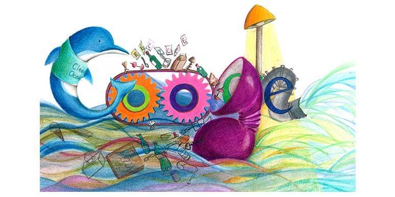 Ann Arbor 5th Grader Michigan Winner In Google Doodle Contest Wemu
