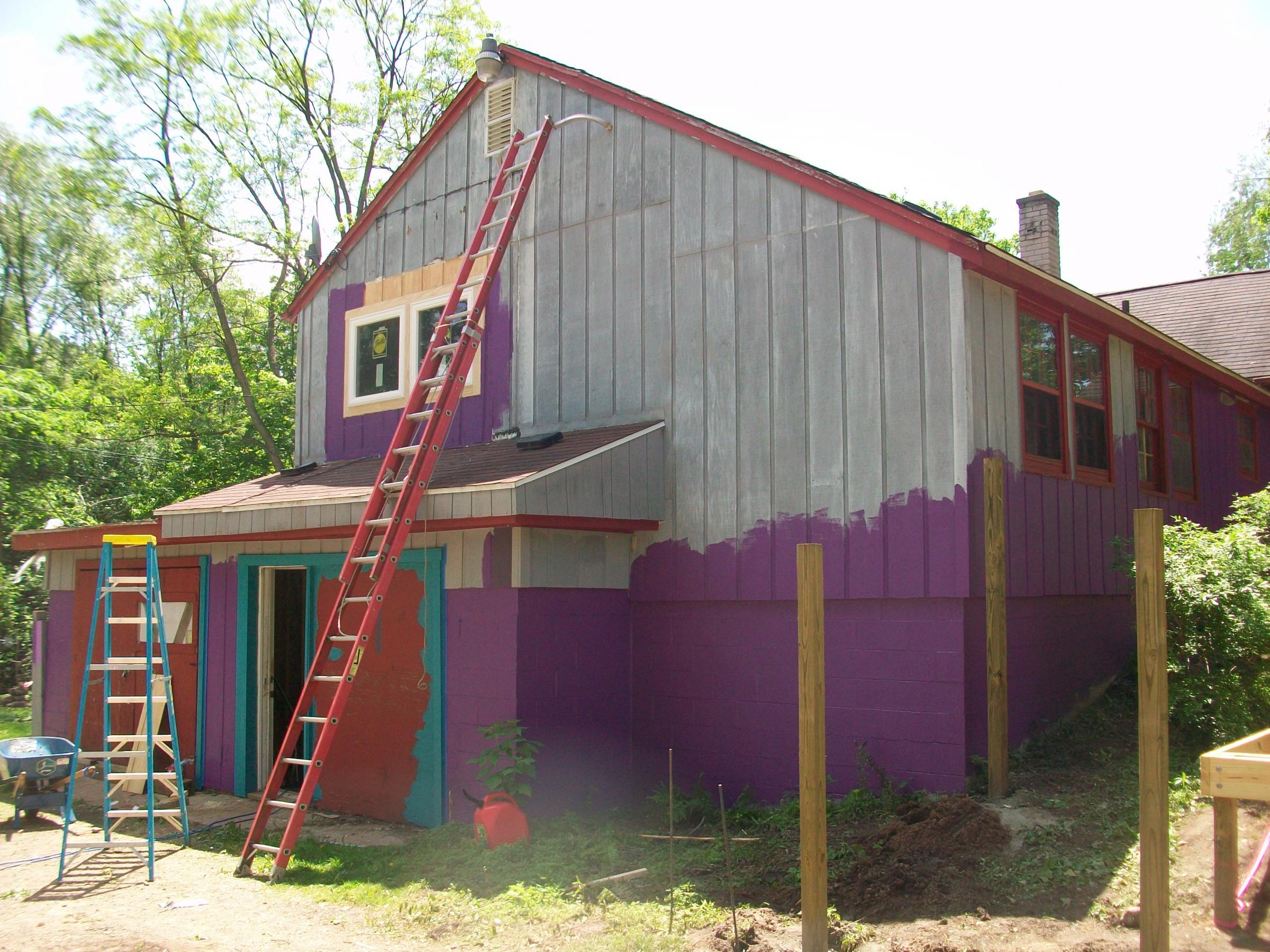 Washtenaw County Presbyterian Churches Help Camp Take Notice Upgrade ...