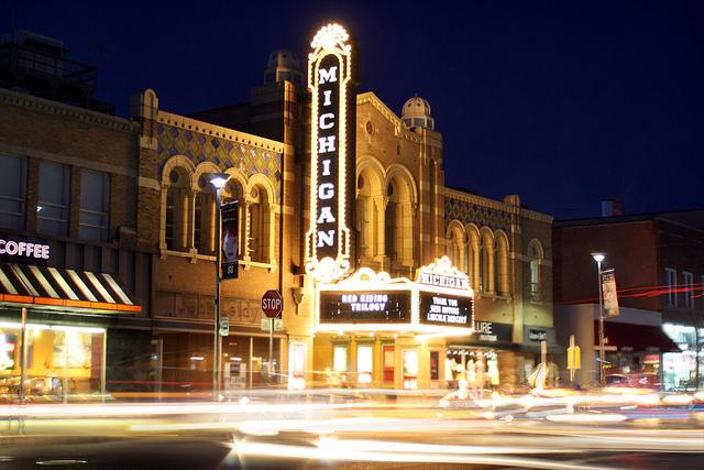 Michigan chat city