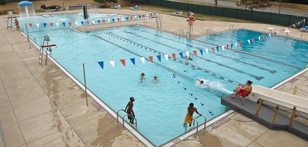Veterans Memorial Park Pool Re Opens Wemu