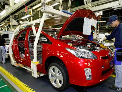 Training Workers For The Auto Industry 39 S Technologically