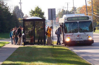 Changes Coming To Bus Service In The Ann Arbor Area Wemu