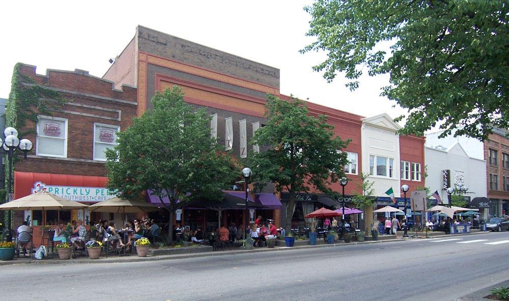 Ann Arbor Restaurants On Main Street