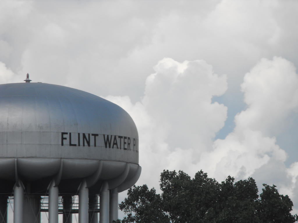 Flint Sued By State Over Drinking Water Source