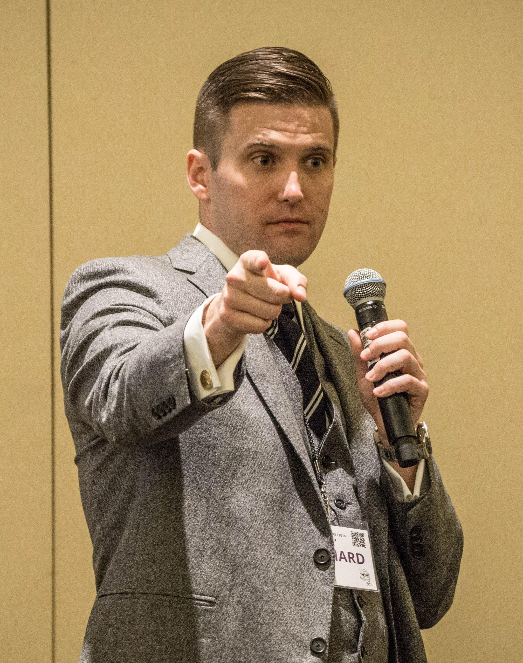 White Nationalist Richard Spencer Asks to Speak at University of MI
