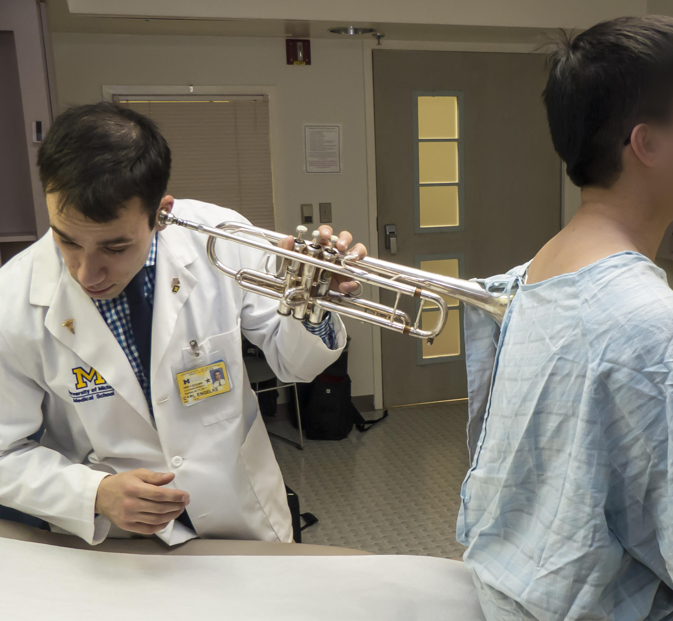 Ann Arbor Medical Musicians Operate With A Different Kind