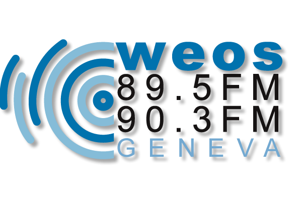 WEOS logo