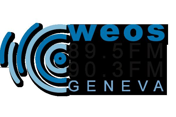 WEOS logo