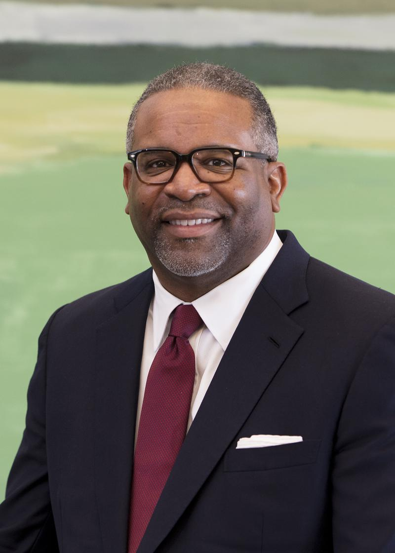 Hobart and William Smith Colleges President Gregory Vincent