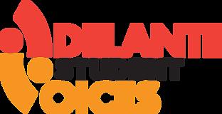 Adelante Student Voices logo
