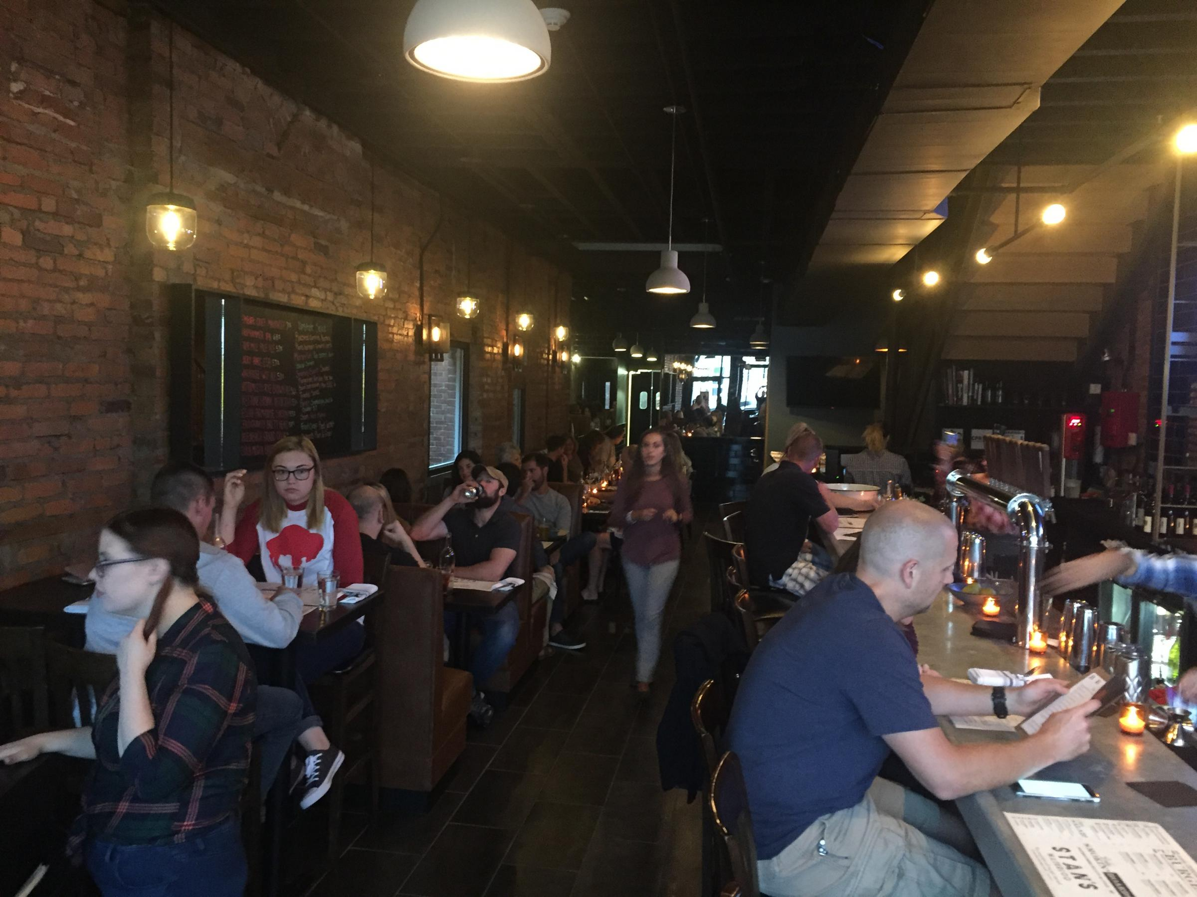 Stan's in Waterloo will serve last meals on February 9th