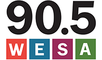 90.5 WESA logo