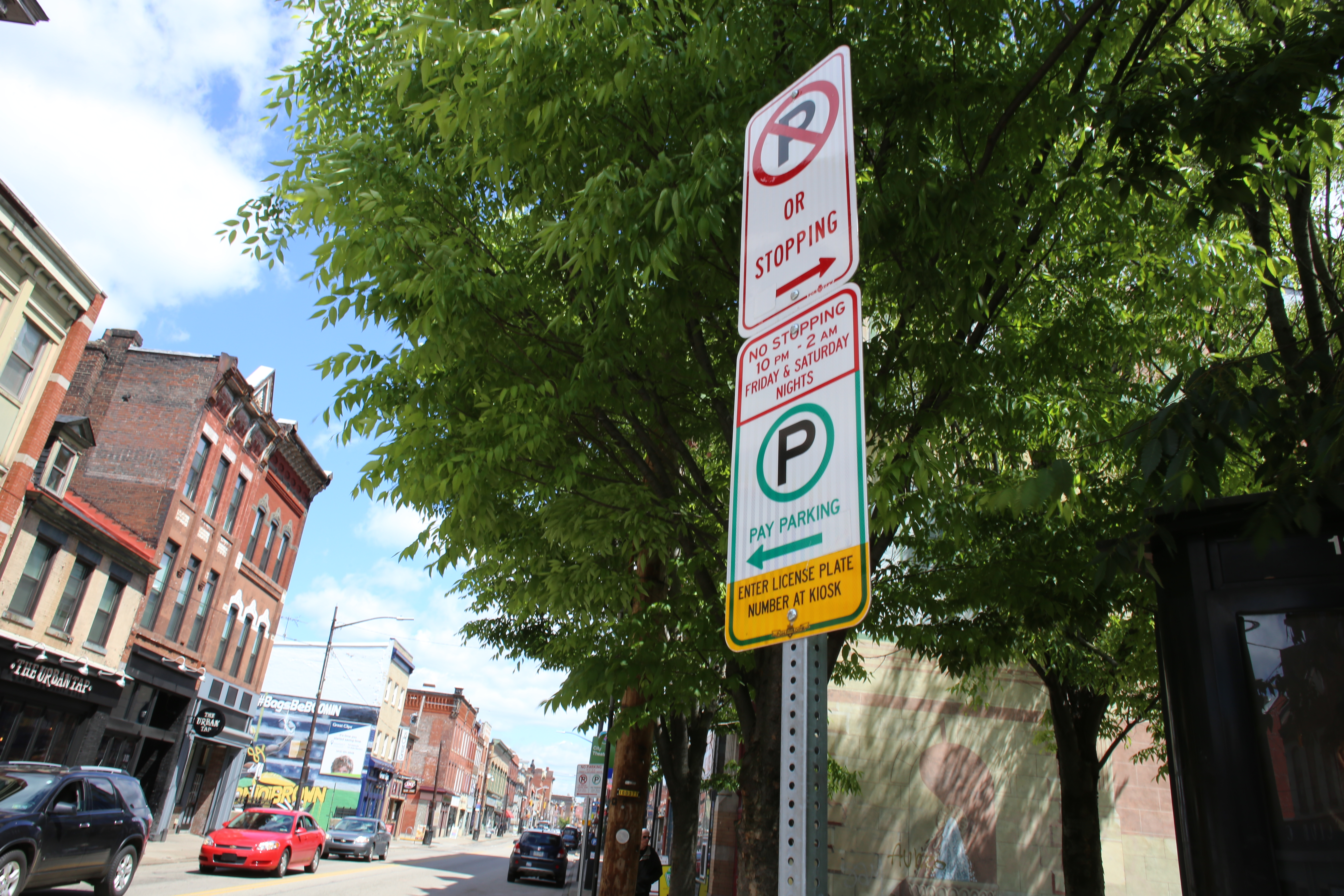 46 And Counting: Don't Park In The South Side's Safety Lane, Or You'll Be  Towed