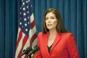 Pennsylvania Attorney General Kathleen Kane says Corbett administration's deal to privatize the Lottery violates the state's constitution.