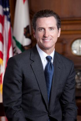 Lieutenant Governor Gavin Newsom explores the many ways technology can transform democracy, such as opening government data and letting people create apps to use it wisely.