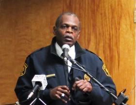 How do other police chiefs view the ousting of Nate Harper? And what course do they think we should take once a new mayor is elected?