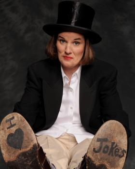 Comedian Paula Poundstone is a regular panelist on Wait, Wait…Don't Tell Me, the NPR quiz show. You can hear her every weekend on 90.5 WESA.