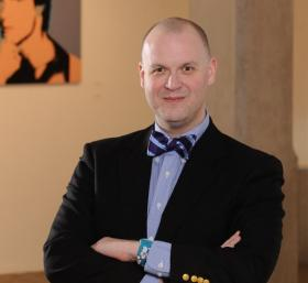 Warhol Museum Director Eric Shiner loves memoirs, manga, and the books of John Waters.