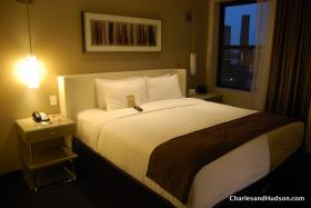 The Hotel Felix is a Silver LEED Certified boutique hotel in downtown Chicago
