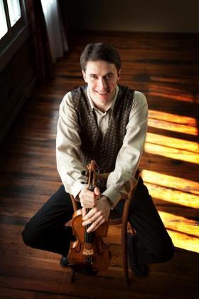 Pittsburgh Symphony Orchestra Concertmaster Noah Bendix-Balgley