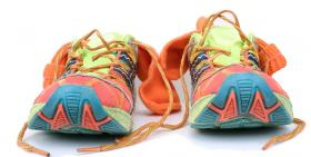 The world of running shoes is a fast-paced industry Rebecca Harris talks about how to stay ahead of the curve