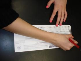 How much pressure are students and teachers under when it comes to standardized tests?