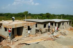 A Habitat for Humanity Global Village in the Dominican Republic
