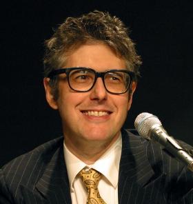 Ira Glass speaking at CMU in 2006